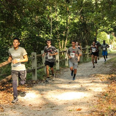 Boxers' Trail 5k