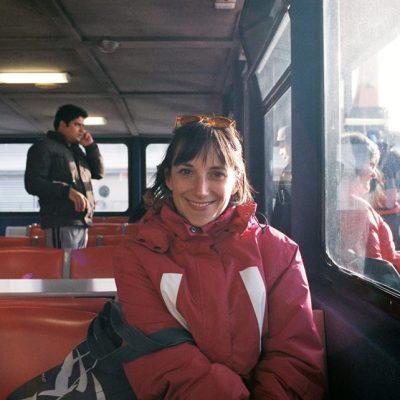 Erin Engelstad, Park Stewardship Manager