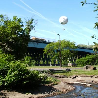 Parks on Tap at Glendinning Rock Garden