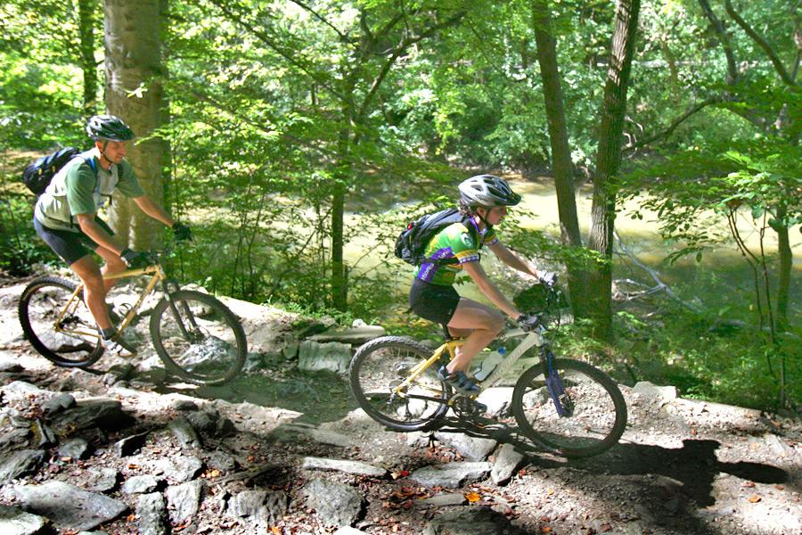 Wissahickon Bike Trail Fairmount Park Conservancy