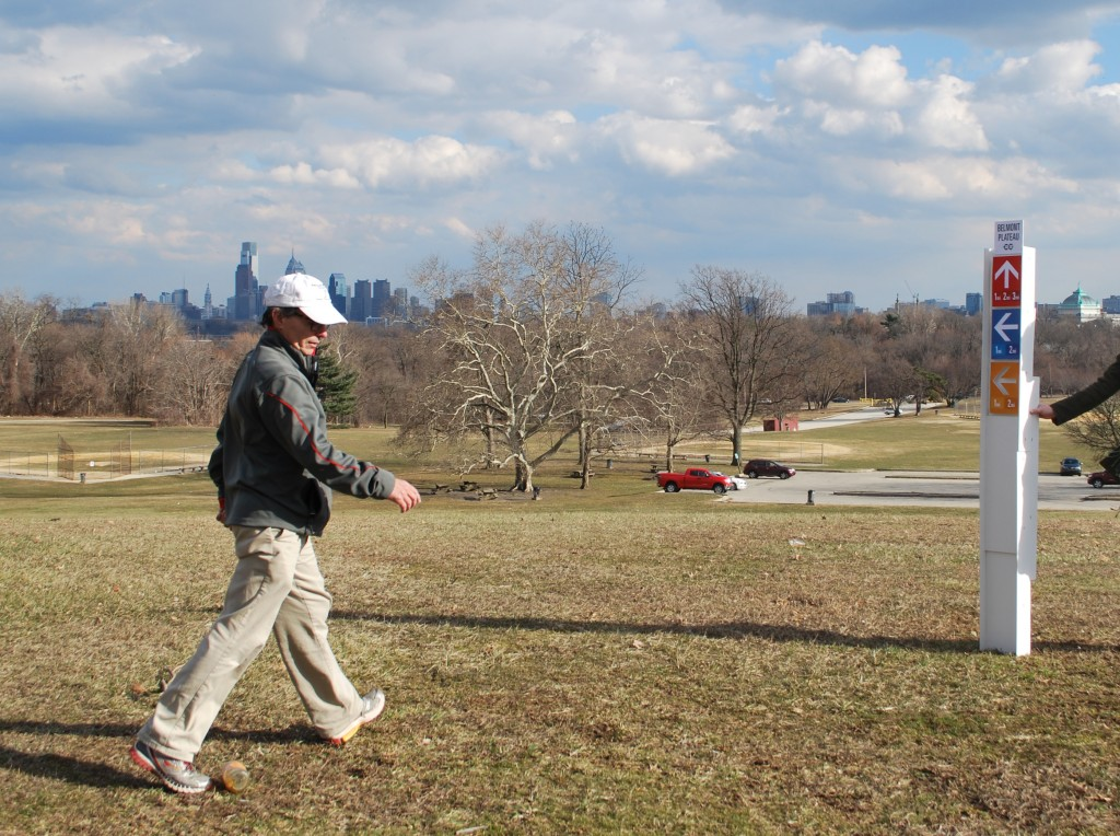 Dave Thomas, Belmont Plateau Trail Restoration Champion Thumbnail
