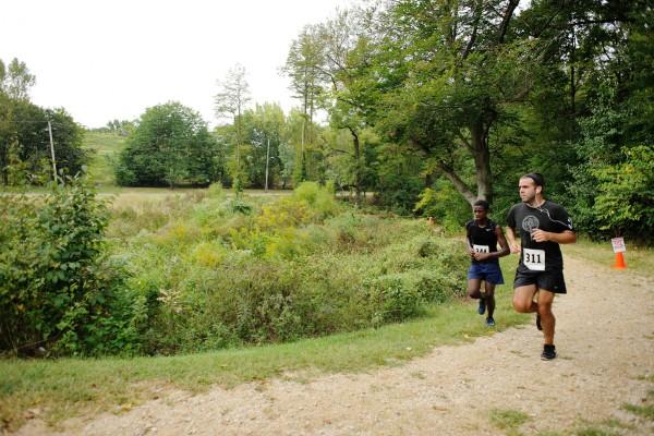 2015 Boxers Trail 5K  Fairmount Park Conservancy  September 12, 2015