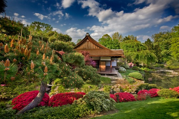 Beau Shofuso Japanese House And Garden Lansdowne And Horticultural Drives  Philadelphia, PA 19131