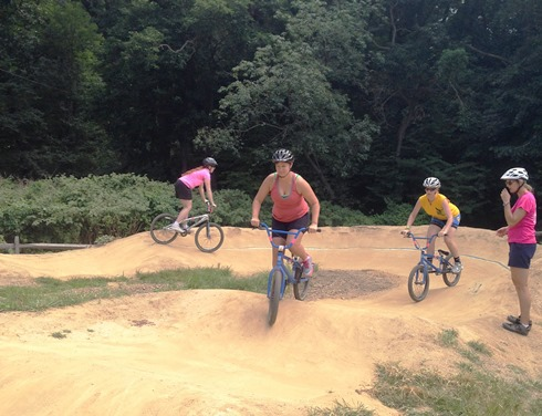 Women, Trans, Femme (WTF) Mornings Only at Philly Pumptrack Thumbnail