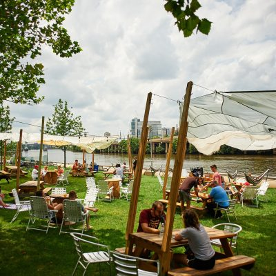 Parks on Tap at Schuylkill Banks
