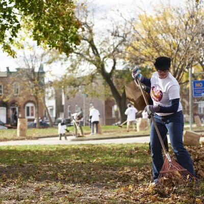 LOVE Your Park Fall Service Day