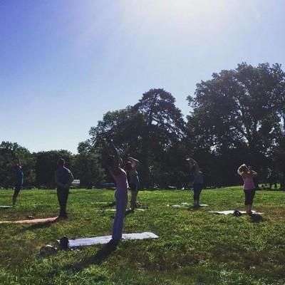 CELEBRATE SOLSTICE: Yoga on the Plateau
