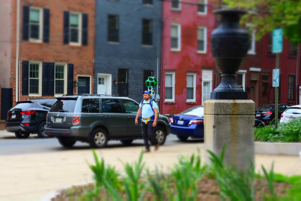 The right place at the right time – inside the world of Philly's Google Trekkers Thumbnail