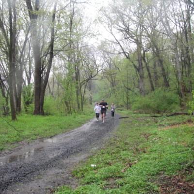 Explore Cobbs Creek – Guided Trail Run