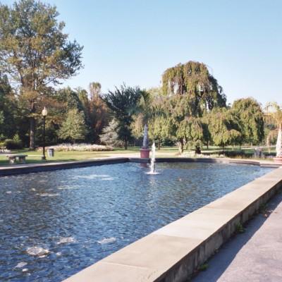 Guided Run of Fairmount Park Horticulture Center