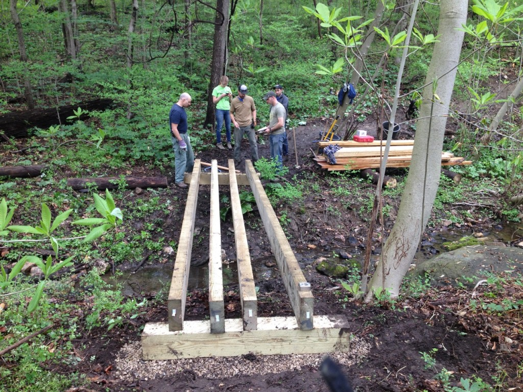Construction begins on the next phase of the Trolley Trail Thumbnail