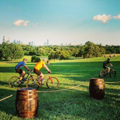 Parks on Tap at the Belmont Plateau