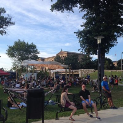 Parks on Tap at Paine's Park