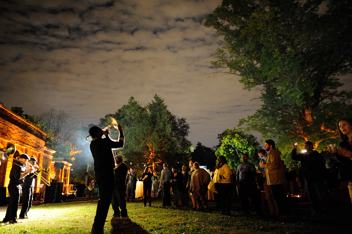 GLOW in the Park at the Reflecting Pool – Fairmount Park Conservancy