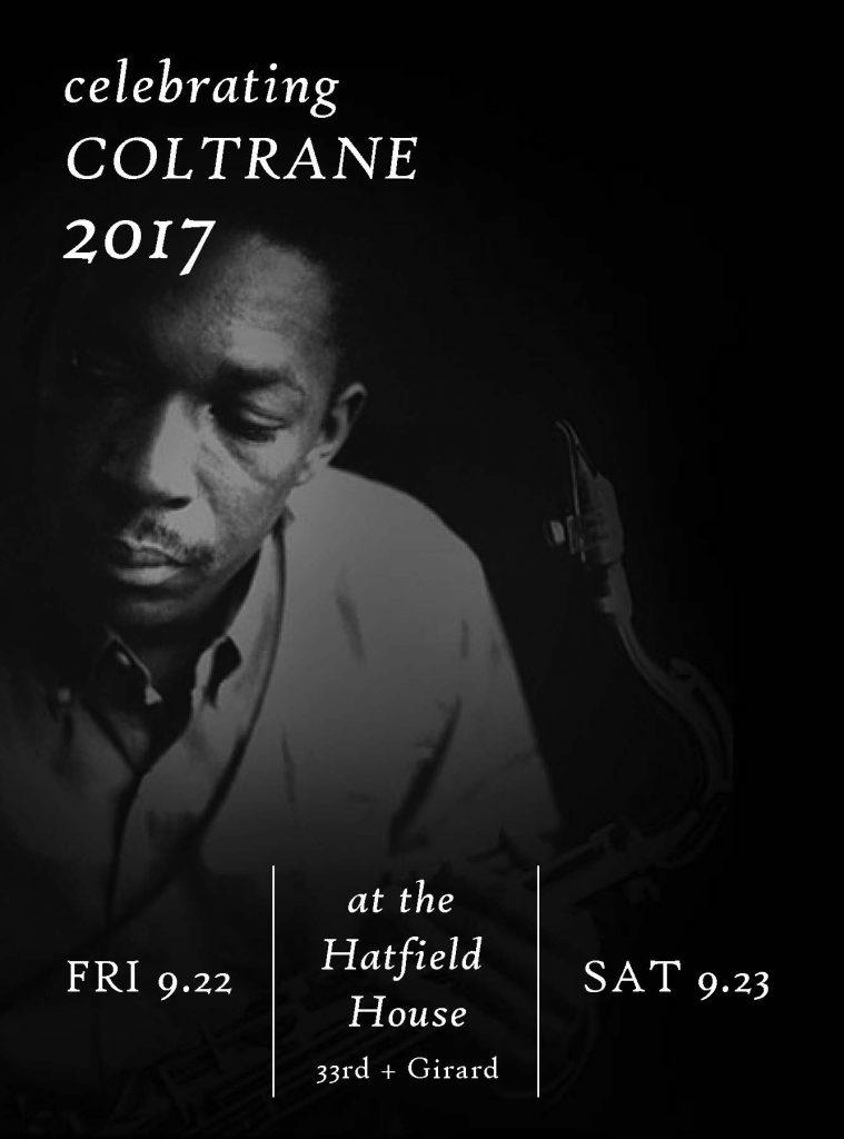 Celebrating Coltrane in Fairmount Park Thumbnail