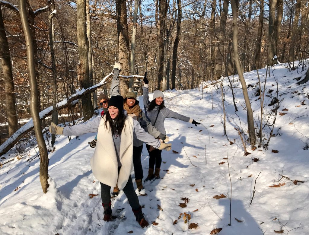 Snow or Shine Hike with Brad Maule Thumbnail