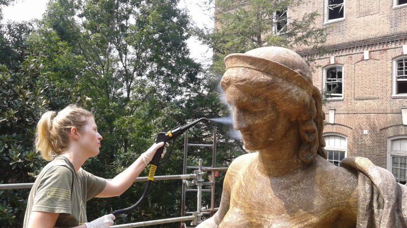 masonry conservation, vernon park