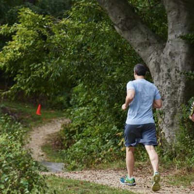 Guided Trail Run along Boxers' Trail