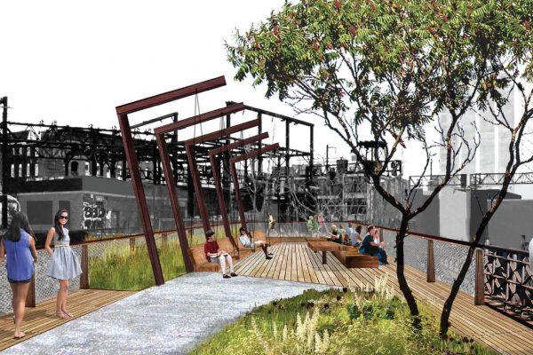Rail Park rendering