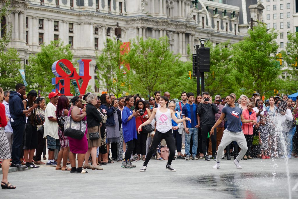 FringeArts, a Game Cart, and more coming to LOVE Park Thumbnail