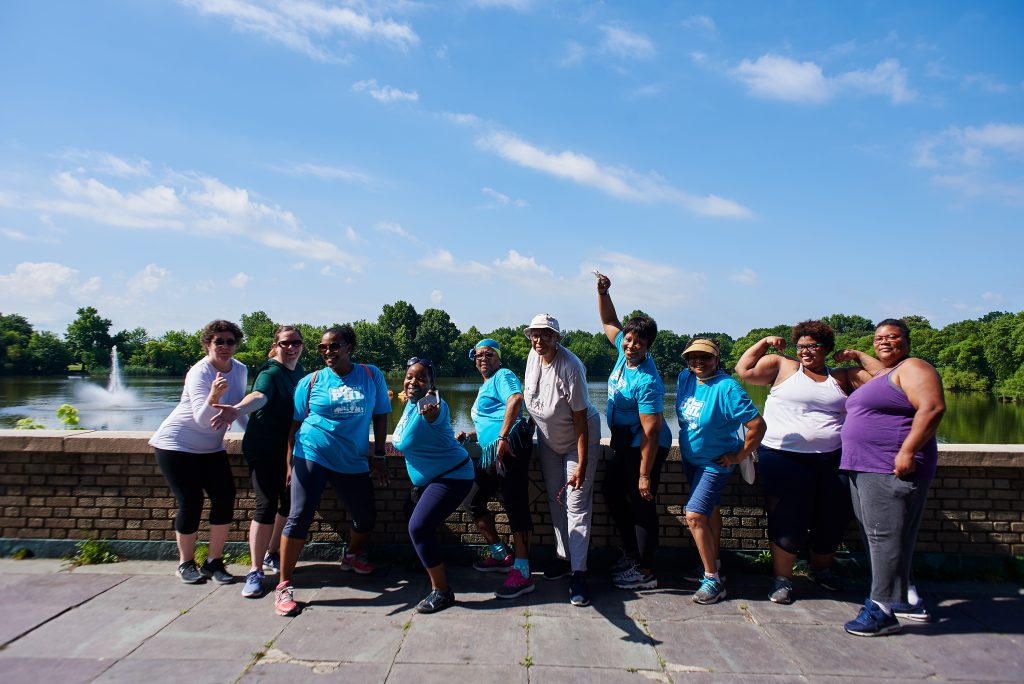 10 Philly parks to take a walk in with We Walk PHL this fall Thumbnail