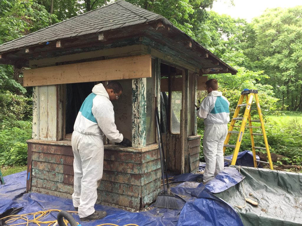 What I learned as a preservation apprentice with the Conservancy this summer Thumbnail
