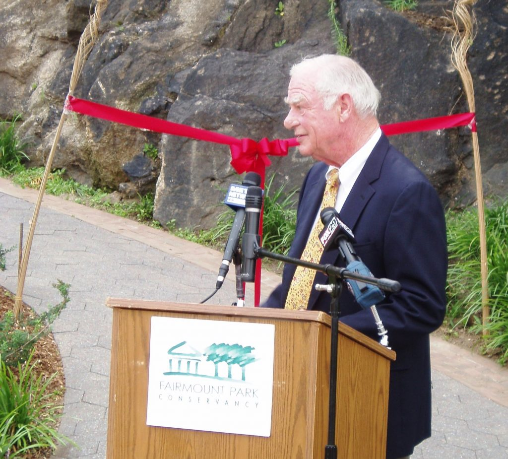 Remembering H.F. 'Gerry' Lenfest, long-time champion of Philadelphia's parks Thumbnail