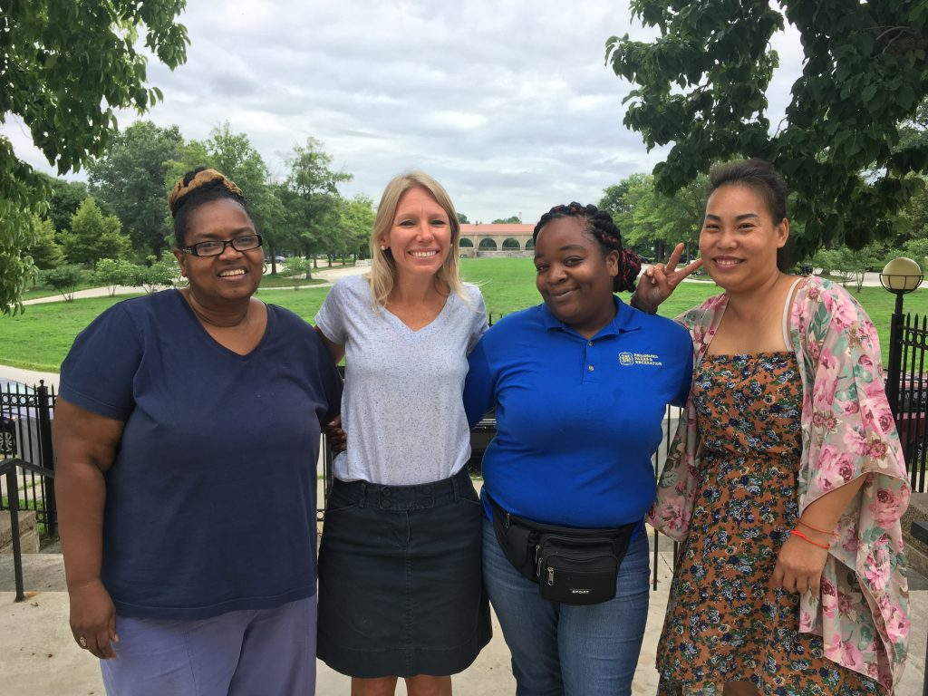 Meet our FDR Park Planning Ambassadors! Thumbnail