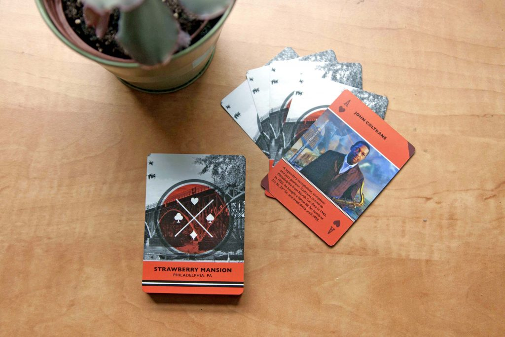 Preserving Strawberry Mansion's history through playing cards Thumbnail