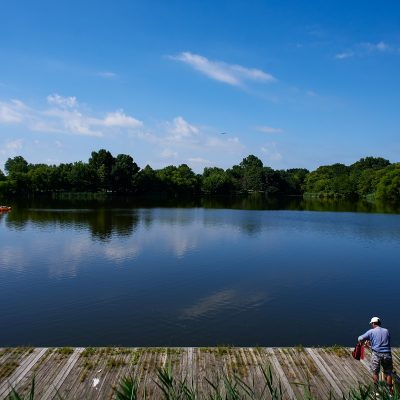 Bird Walk at FDR Park