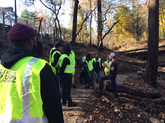 Horticulture Center forest restoration continues with new trails, fence installations Thumbnail