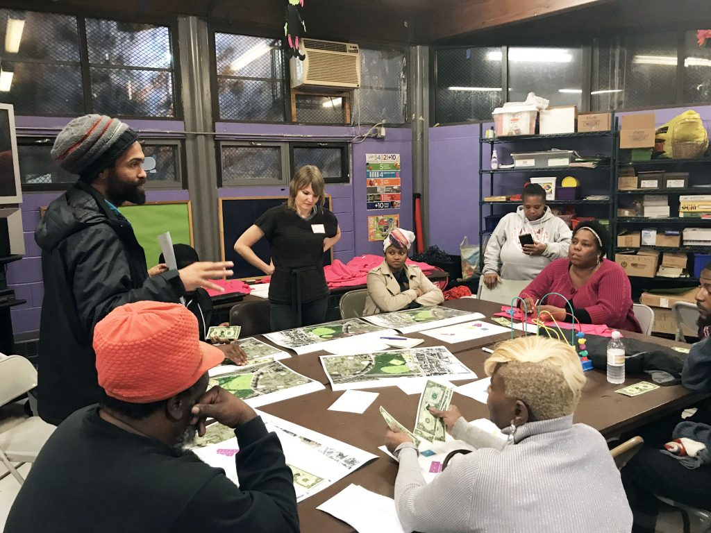 Strawberry Mansion residents reimagine Mander Recreation Center and its Campus Thumbnail