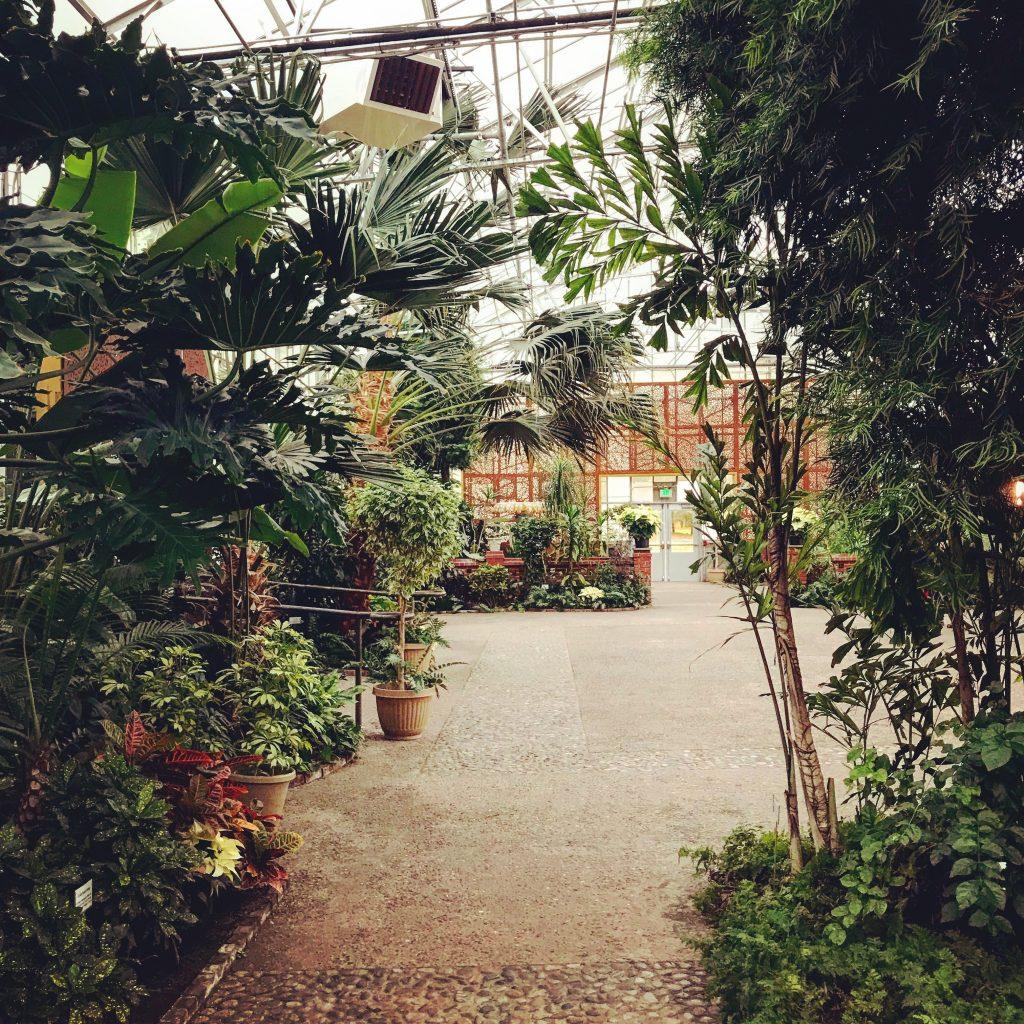 Getaway at the Greenhouse Thumbnail