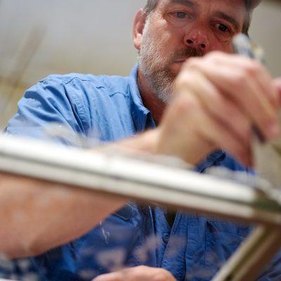 Jay Stephenson, Senior Conservator