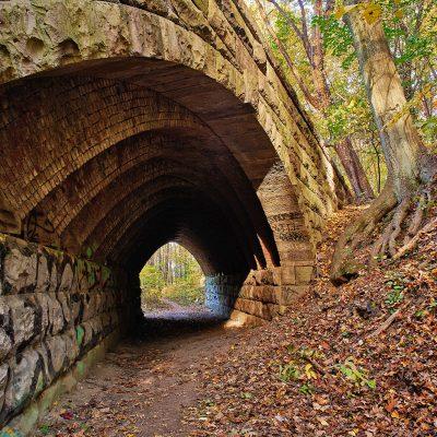 Guided run: Trolley Trail
