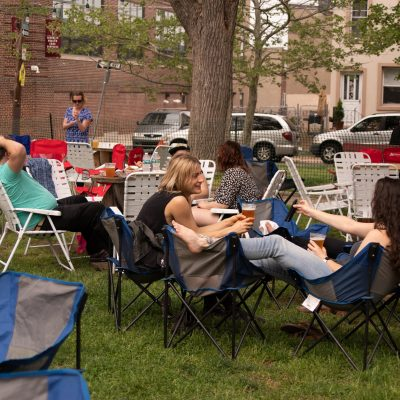 Parks on Tap at Campbell Square