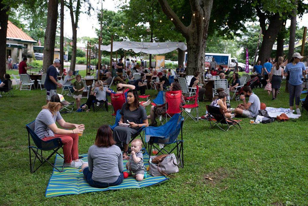 Parks on Tap at Gorgas Park Thumbnail