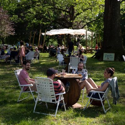 Parks on Tap at Fernhill Park