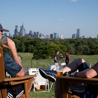 Parks on Tap at Belmont Plateau