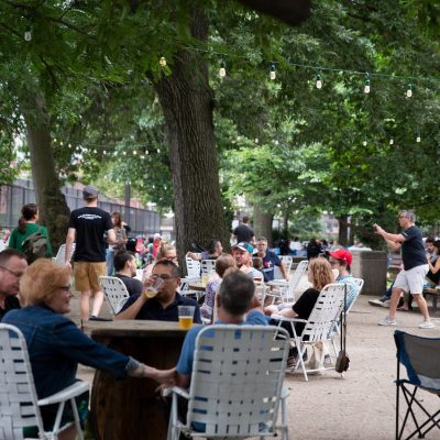 Parks on Tap at Columbus Square