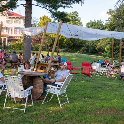 Parks on Tap at Burholme Park