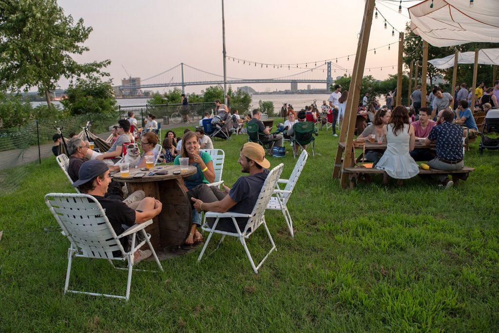 Parks on Tap at Penn Treaty Park Thumbnail