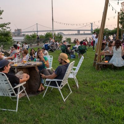 Parks on Tap at Penn Treaty Park