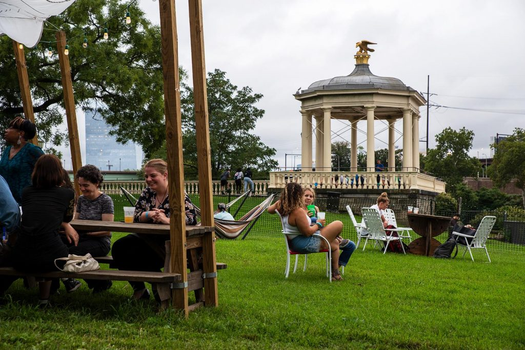 Parks on Tap at Fairmount Water Works Thumbnail