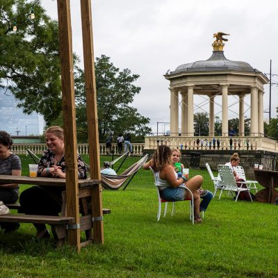 Parks on Tap at Fairmount Water Works