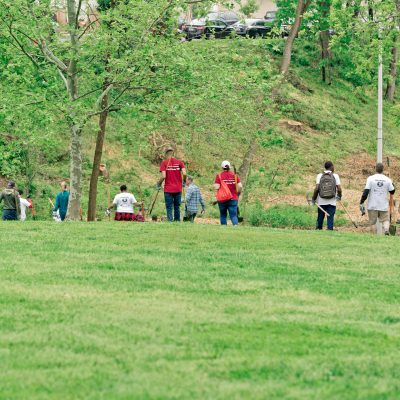 Parks on Tap at Fisher Park