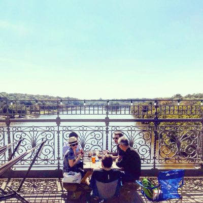 Parks on Tap at Strawberry Mansion Bridge