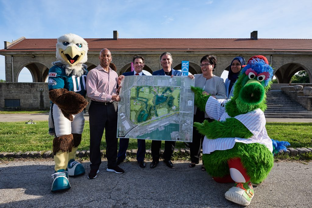 We unveiled the FDR Park Master Plan! Thumbnail