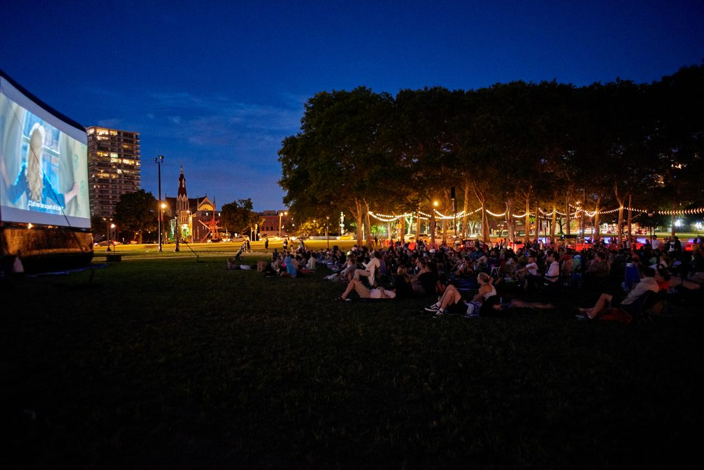 Where to watch movies in Philly parks this summer Thumbnail