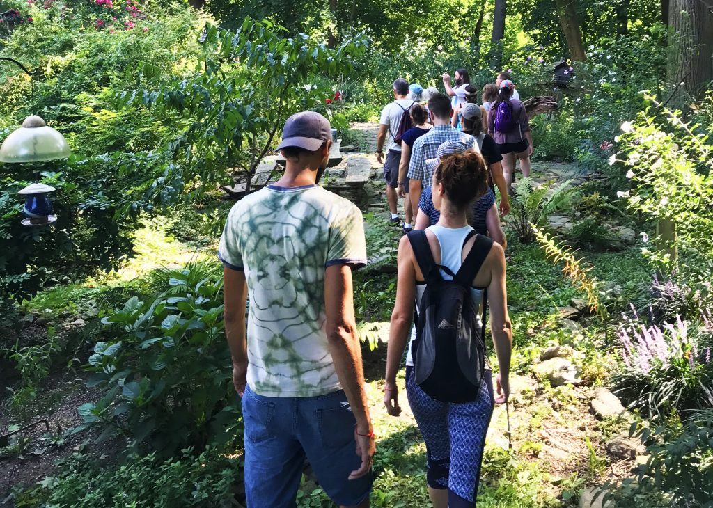 Explore Philly's park trails all summer long! Thumbnail